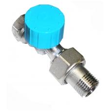 Vožtuvas termostattinis R401H 1/2 tiesus Giacomini