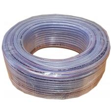 """Žarna PVC skaidri armuota 1/2""""(12x2) 50m"""