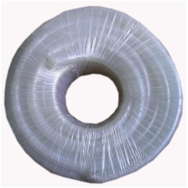 Žarna laistymo PVC skaidri armuota 5/8x30m